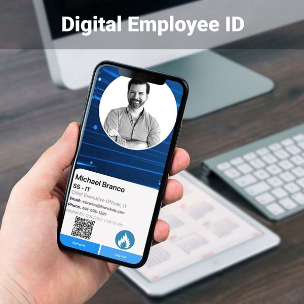 Picture of Digital Employee ID - 5 Users